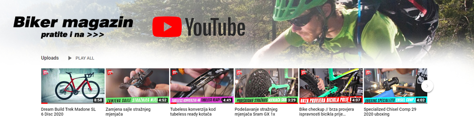 Biker Magazin youtube kanal