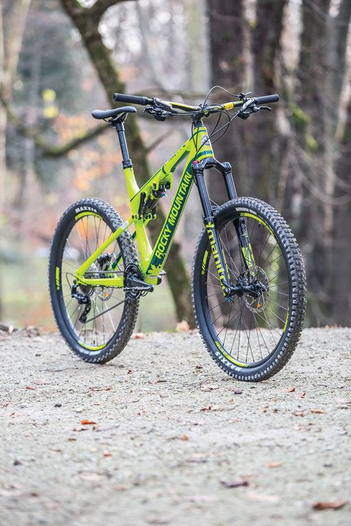 Rocky Mountain Altitude 730MSL slika 4