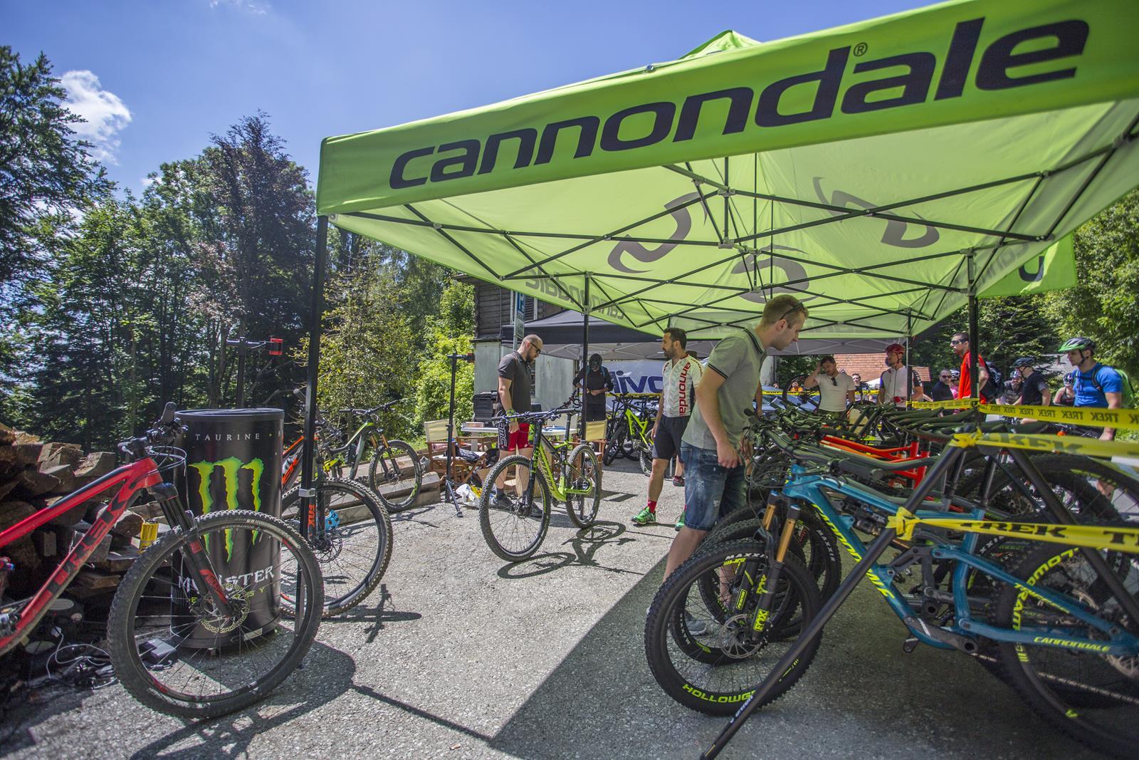 upoznavanje s cannondale biciklom