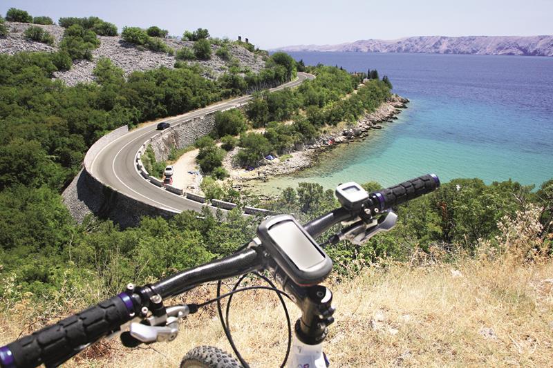 Bicikom na vidikovce Novog Vinodolskog! slika 1