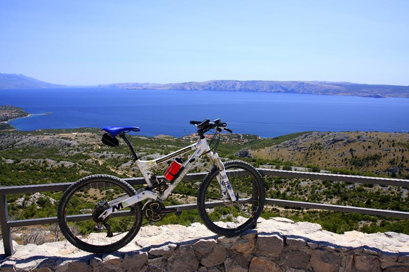 Bicikom na vidikovce Novog Vinodolskog! slika 3