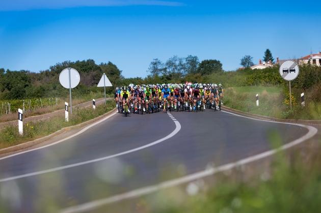 656 biciklista iz 16 zemalja svijeta na Istria Granfondo 2017