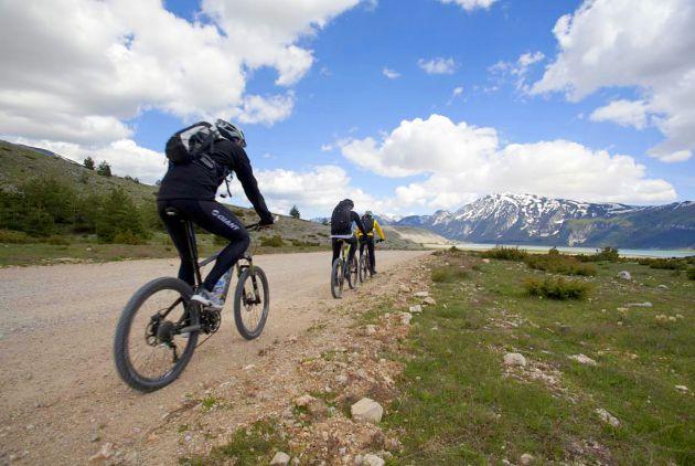 Blidinje - lijepa i umjerena biciklistička ruta