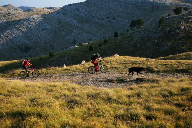 Dinara - biciklistička istraživanja slika 2