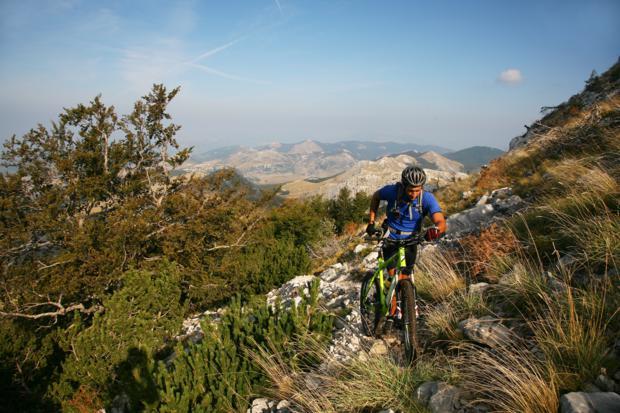 Dinara - biciklistička istraživanja slika 6