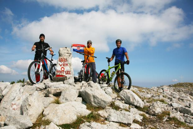 Dinara - biciklistička istraživanja slika 8