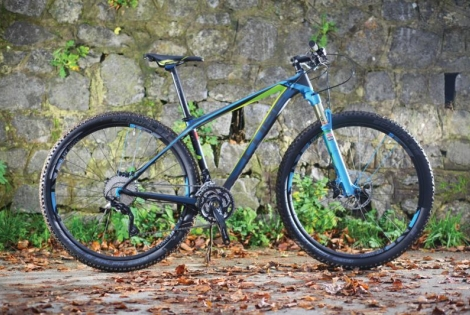 Cube REACTION GTC SLT 29er 2013