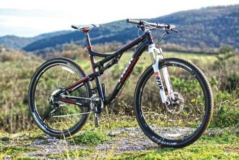 Trek Superfly 100 Al Pro 2013 bicikl